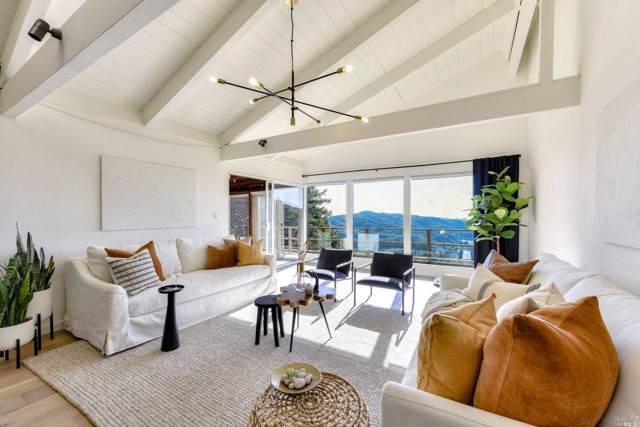 315 Panoramic Hwy Highway, Mill Valley, CA 94941 (#21929038) :: Rapisarda Real Estate