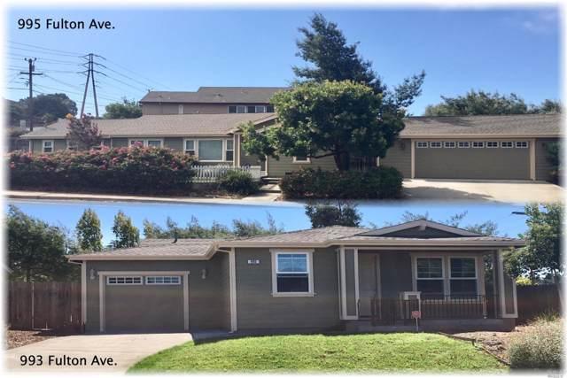 993-995 Fulton Avenue, Vallejo, CA 94591 (#21929060) :: RE/MAX GOLD