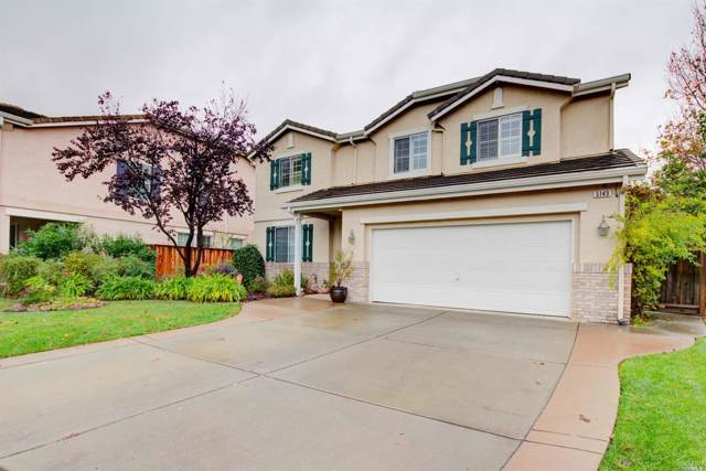 5149 Blue Court, Fairfield, CA 94534 (#21929115) :: Team O'Brien Real Estate