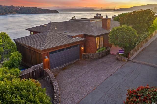 52 Linda Vista Avenue, Tiburon, CA 94920 (#21929154) :: Team O'Brien Real Estate