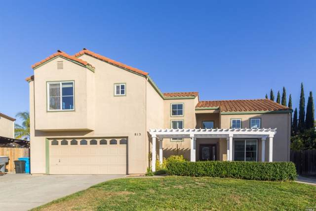 813 Morgan Court, Vacaville, CA 95687 (#21929243) :: Team O'Brien Real Estate