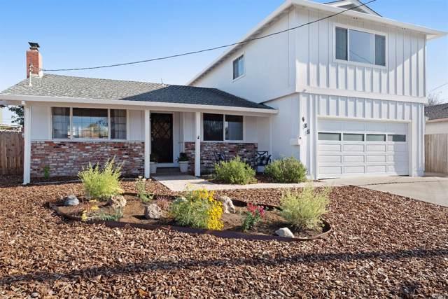 435 Donner Avenue, Petaluma, CA 94954 (#21929328) :: Team O'Brien Real Estate