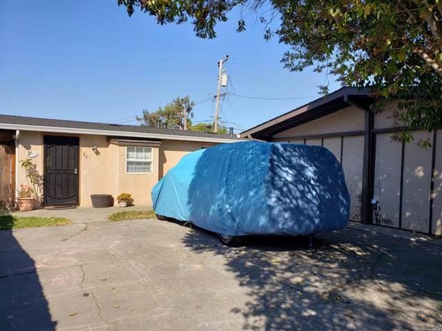126 Melba Drive, Vallejo, CA 94589 (#21929349) :: Team O'Brien Real Estate