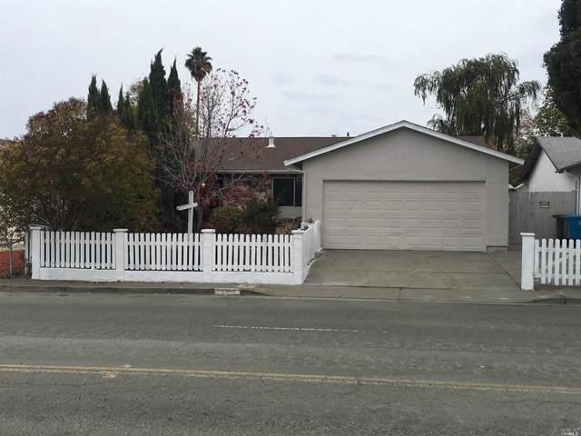 1852 Mini Drive, Vallejo, CA 94589 (#21929433) :: Team O'Brien Real Estate