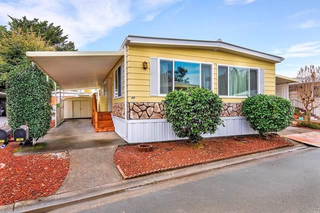 46 Plymouth Way, Santa Rosa, CA 95403 (#21929552) :: Team O'Brien Real Estate