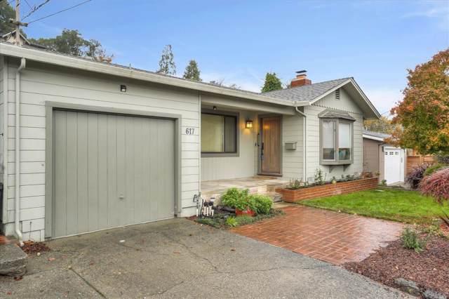 617 Oakdale Avenue, Corte Madera, CA 94925 (#21929763) :: Intero Real Estate Services