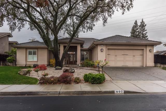 607 Arlene Court, Vacaville, CA 95688 (#21929769) :: Rapisarda Real Estate