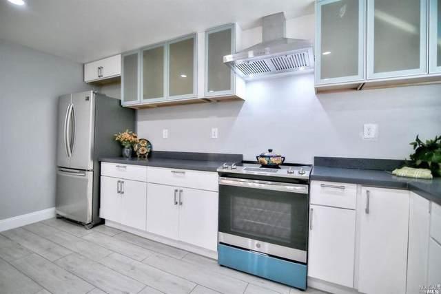 22 Fairfax Street B, San Rafael, CA 94901 (#21929817) :: Team O'Brien Real Estate