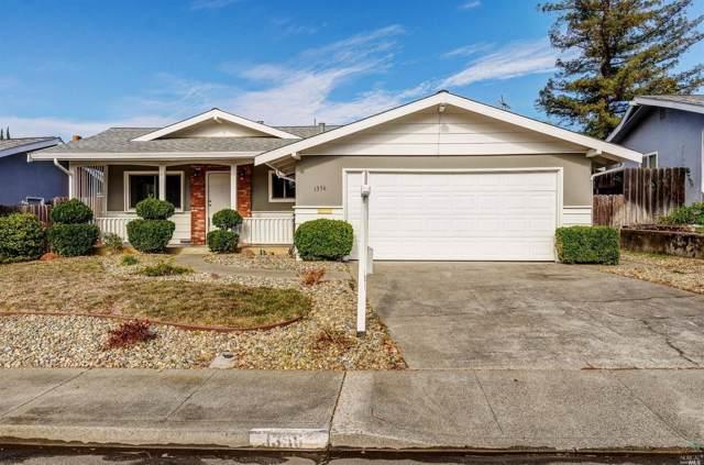 1356 Flint Way, Fairfield, CA 94533 (#21929875) :: Team O'Brien Real Estate