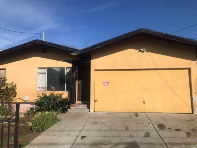 1128 Warren Avenue, Vallejo, CA 94591 (#21929979) :: Rapisarda Real Estate