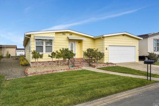 1945 Piner Road #43, Santa Rosa, CA 95403 (#21930050) :: Lisa Perotti | Zephyr Real Estate