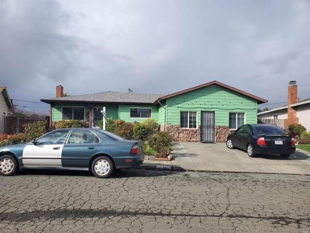 111 Harvard Avenue, Vallejo, CA 94589 (#21930052) :: Team O'Brien Real Estate