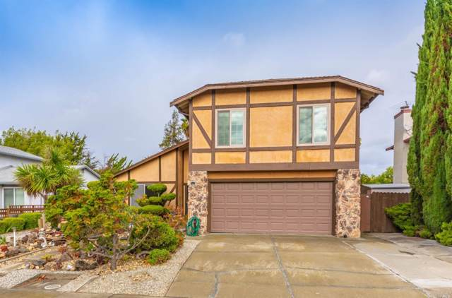 670 Quartz Lane, Vallejo, CA 94589 (#21930056) :: Intero Real Estate Services