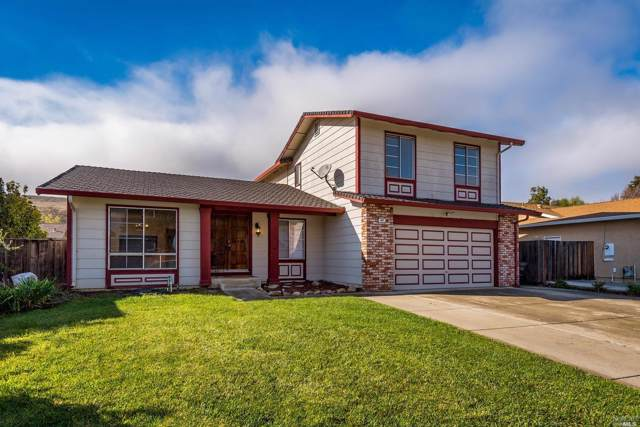607 Oakbrook Drive, Fairfield, CA 94534 (#21930143) :: Coldwell Banker Kappel Gateway
