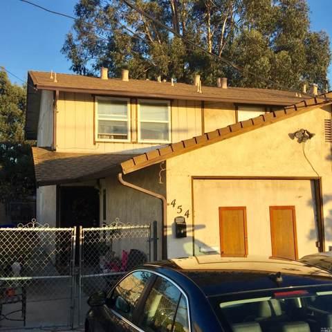 454 B Street, Richmond, CA 94801 (#21930151) :: Team O'Brien Real Estate