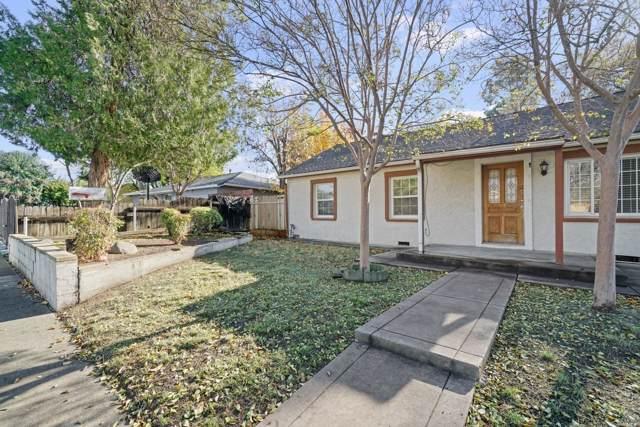 412 Wisconsin Avenue, Sacramento, CA 95833 (#21930167) :: Coldwell Banker Kappel Gateway