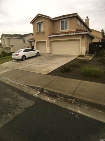 3530 Headwater Drive, Vallejo, CA 94591 (#21930297) :: Intero Real Estate Services