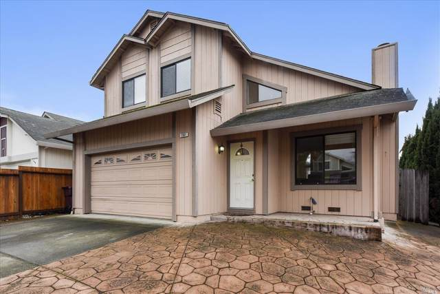 1501 Mary Place, Rohnert Park, CA 94928 (#21930298) :: RE/MAX GOLD