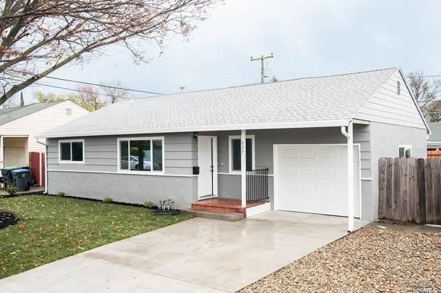 237 E Bell Avenue, Fairfield, CA 94533 (#21930351) :: Intero Real Estate Services