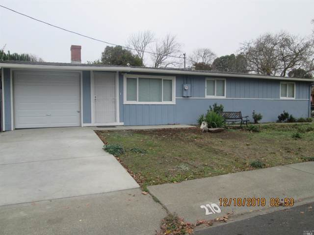 210 Baywood Drive, Vallejo, CA 94591 (#21930356) :: Intero Real Estate Services