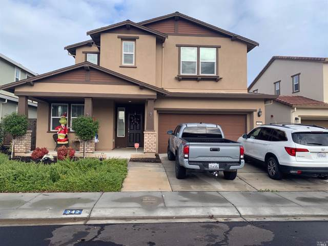 242 Ginger Street, Vacaville, CA 95687 (#21930520) :: RE/MAX GOLD