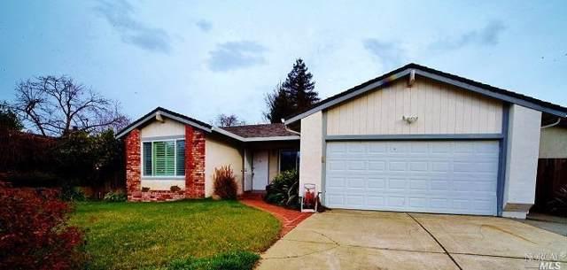 1110 Greenmont Drive, Vallejo, CA 94591 (#21930687) :: Rapisarda Real Estate