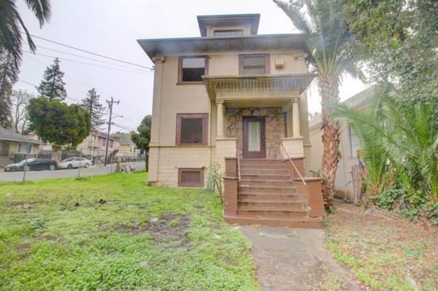 2634 Highland Avenue, Oakland, CA 94606 (#21930864) :: RE/MAX GOLD