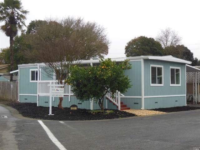 27 Leisure Park Circle, Santa Rosa, CA 95401 (#22000042) :: RE/MAX GOLD