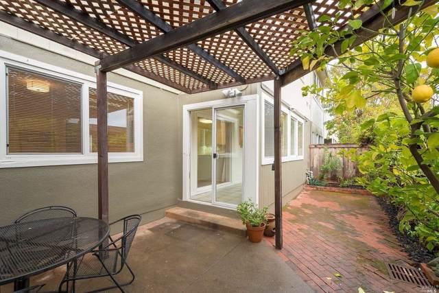 1008 Los Gamos Road B, San Rafael, CA 94903 (#22000044) :: Team O'Brien Real Estate