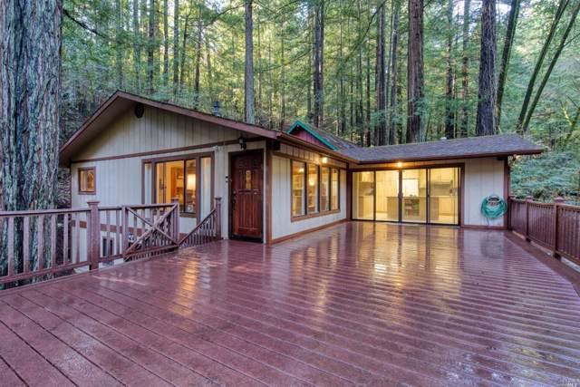 15120 Rio Nido Road, Guerneville, CA 95446 (#22000047) :: W Real Estate | Luxury Team