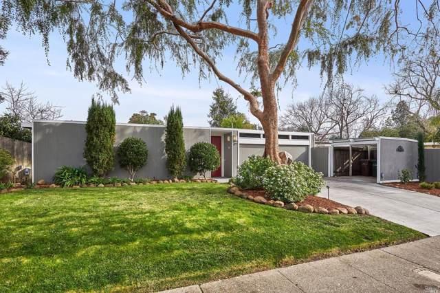 877 Greenberry Lane, San Rafael, CA 94903 (#22000058) :: W Real Estate | Luxury Team