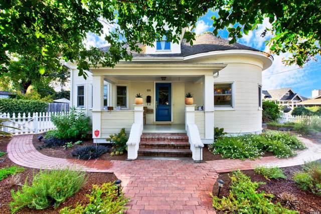 131 1st Street, Napa, CA 94559 (#22000188) :: Rapisarda Real Estate