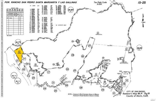 0 Hacienda Court, San Rafael, CA 94901 (#22000228) :: Zephyr Real Estate