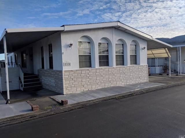 215 Champagne Circle W, Calistoga, CA 94515 (#22000347) :: Rapisarda Real Estate