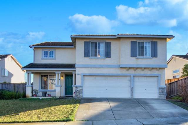 4709 Cloverbrook Court, Fairfield, CA 94534 (#22000395) :: Rapisarda Real Estate