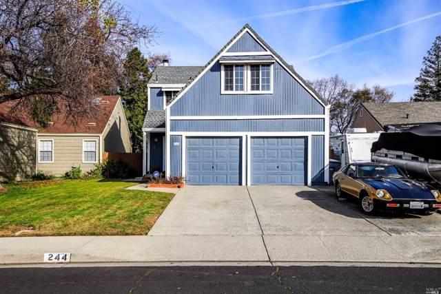 244 Brookdale Drive, Vacaville, CA 95687 (#22000425) :: Rapisarda Real Estate
