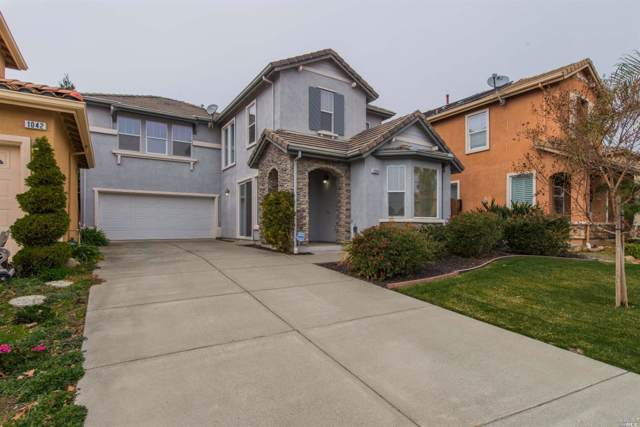 1048 Villaggio Circle, Vacaville, CA 95688 (#22000457) :: Rapisarda Real Estate