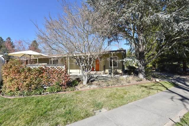 3 Del Campo Court, St. Helena, CA 94574 (#22000663) :: Rapisarda Real Estate