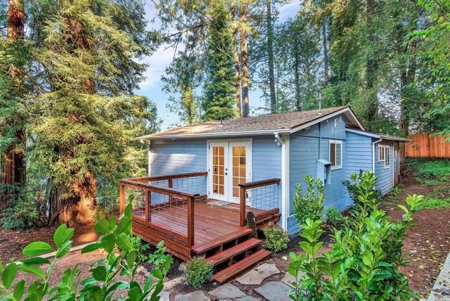 25 Morgan Avenue, Camp Meeker, CA 95419 (#22000721) :: Intero Real Estate Services