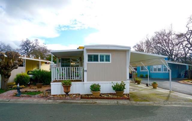 70 Colonial Park Drive, Santa Rosa, CA 95403 (#22000784) :: Rapisarda Real Estate