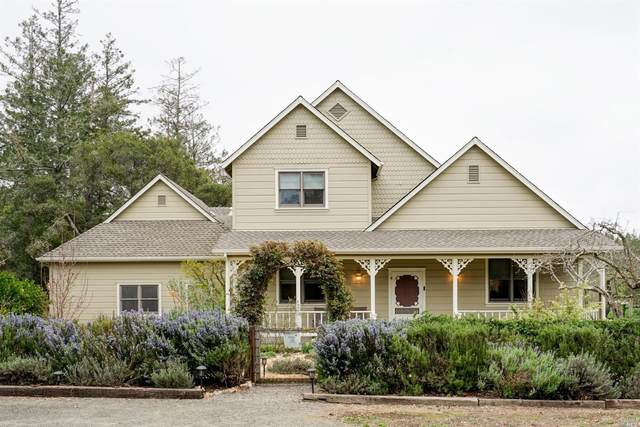 15585 Coleman Valley Road, Occidental, CA 95465 (#22000815) :: Rapisarda Real Estate