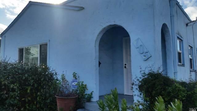 105 W 14th Street Street W, Vallejo, CA 94590 (#22000820) :: RE/MAX GOLD
