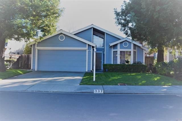 337 Killingsworth Circle, Vacaville, CA 95687 (#22000826) :: Rapisarda Real Estate