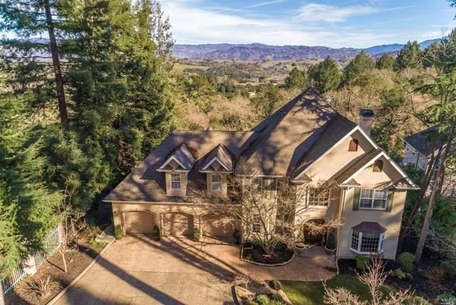 916 Villa Chanticleer Road, Healdsburg, CA 95448 (#22000837) :: Lisa Perotti | Zephyr Real Estate