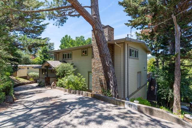 61 N Knoll Road, Mill Valley, CA 94941 (#22000851) :: Zephyr Real Estate