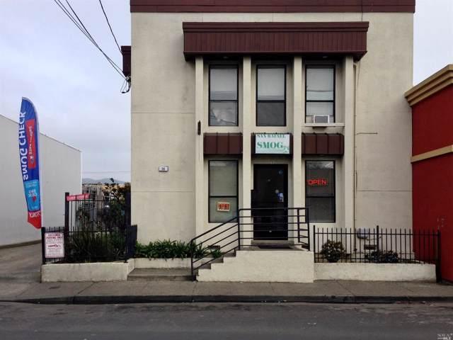 36 Lisbon Street, San Rafael, CA 94901 (#22000871) :: Zephyr Real Estate