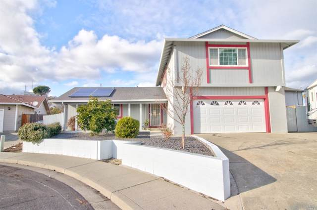 710 Shamrock Court, Fairfield, CA 94533 (#22000875) :: RE/MAX GOLD