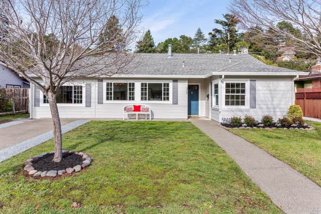 336 Jean Street, Mill Valley, CA 94941 (#22001245) :: Zephyr Real Estate
