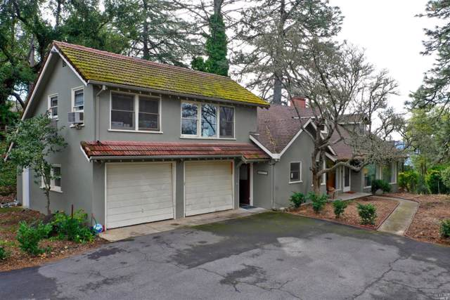450 Sunset Drive, Angwin, CA 94508 (#22001281) :: Rapisarda Real Estate