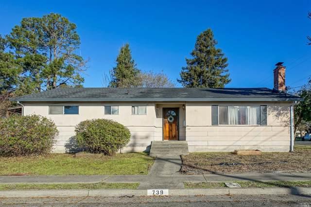 739 Trowbridge Street, Santa Rosa, CA 95401 (#22001309) :: Intero Real Estate Services